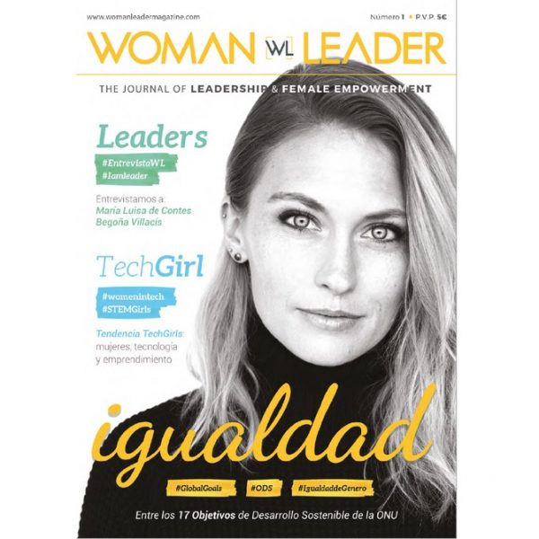 THE WOMAN LEADER ISSUE 1